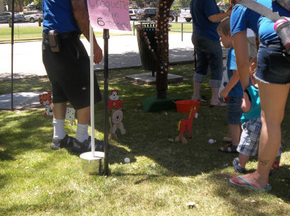 picture of animal croquet